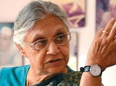 ദല്ഹി മുന് മുഖ്യമന്ത്രി ഷീല ദീക്ഷിത് അന്തരിച്ചു
